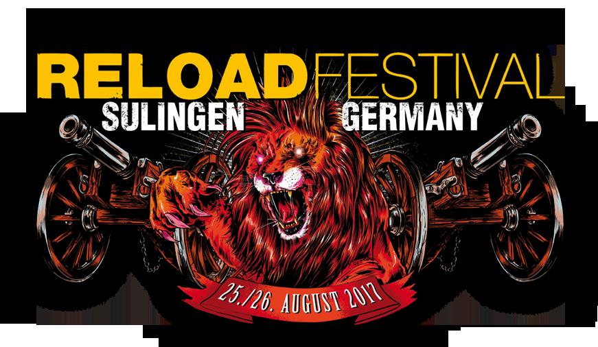Reload Festival Main Logo